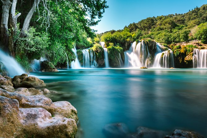 Krka Waterfalls Tour Day Tour From Split Croatia