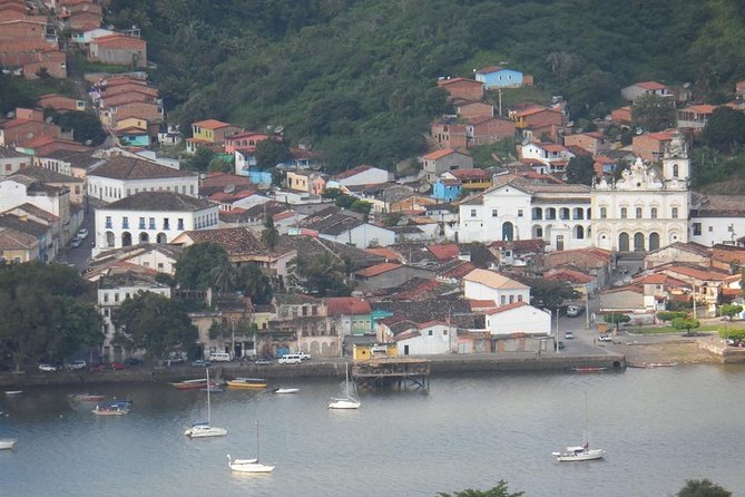 Recôncavo and Cachoeira - the African inland