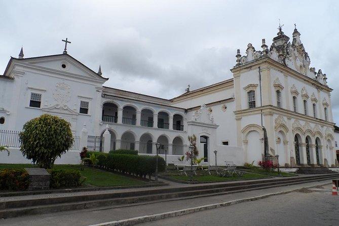 Cachoeira - churches of Carmo
