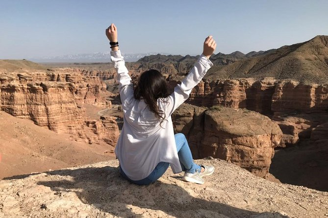 Personal jeep tour to Charyn Canyon