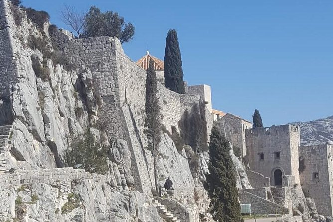 """""""Along the paths of the Croatian knights"""" tour"""