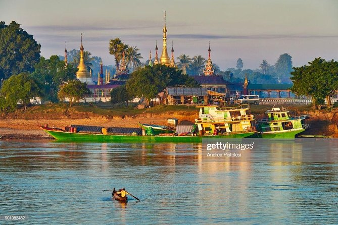 Private Bagan Mt-Popa sightseeing and sunset boat ride in Ayeyarwaddy River photo 18