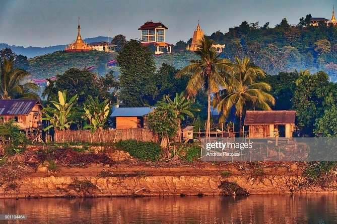 Private Bagan Mt-Popa sightseeing and sunset boat ride in Ayeyarwaddy River photo 9