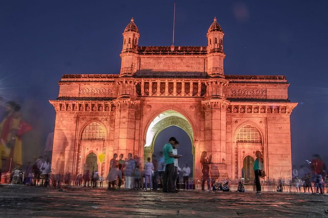 Audio Guided Tour – From the Gateway to Fountain Walk, Mumbai