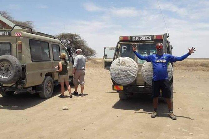 8 Days Africa Wildlife Safaris