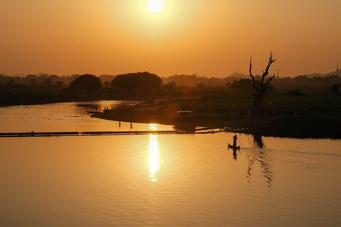 Private Bagan Mt-Popa sightseeing and sunset boat ride in Ayeyarwaddy River photo 7