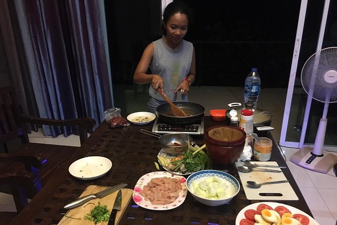 Private Thai Cooking Class - Cook, Eat & Fun photo 3
