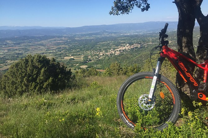 Day in the Luberon and Cedar Forest in E-VTT