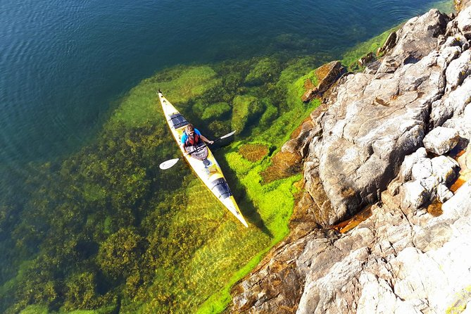 Stockholm Archipelago Kayaking Day Tour