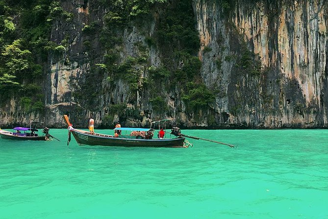 Snorkeling Phi Phi Islands Tour From Phi Phi by Longtail Boat