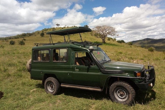 3 Days Masaimara Luxury Safari photo 7
