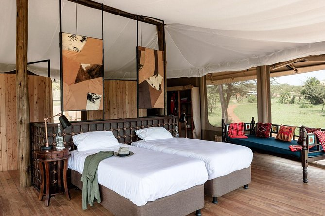 3 Days Masaimara Luxury Safari photo 4