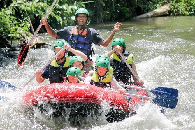 Bali Rafting Ayung River Ubud combine Bali ATV Kuber