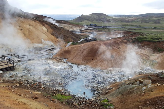 Lava, Craters & Hot Springs Private Tour