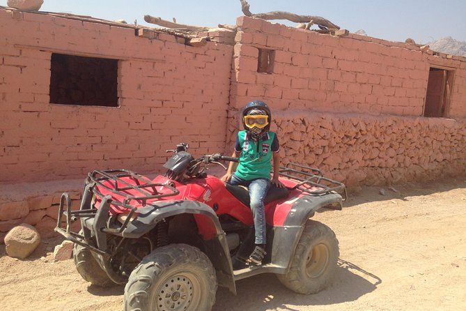 Quad driving, camel riding and star watching in Sharm el Sheikh 5x1