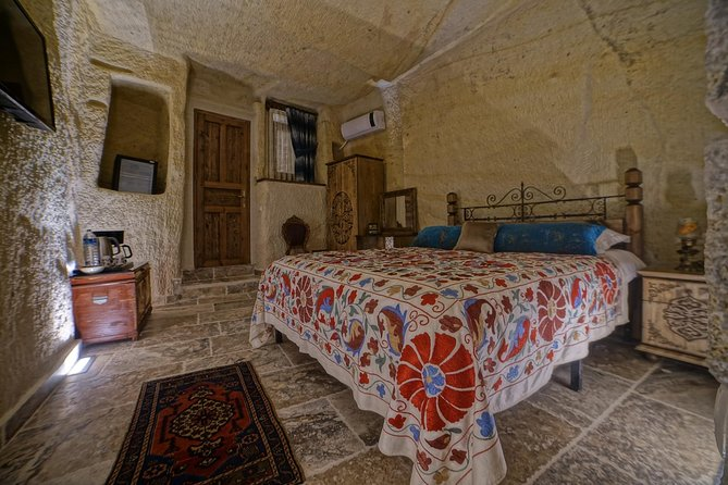2 Day 1 Night Cappadocia with Cave Suite Hotel from Kayseri or Kapadokya Airport photo 13