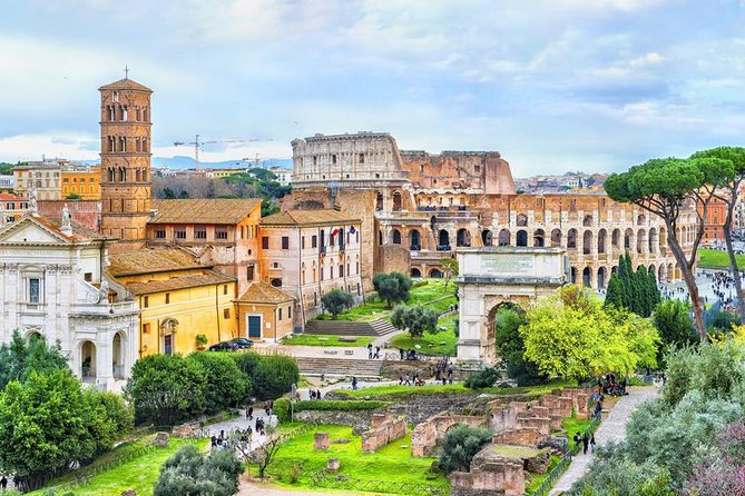 Colosseum, Palatine Hill and Roman Forum Guided Tour | Skip the Line Tickets
