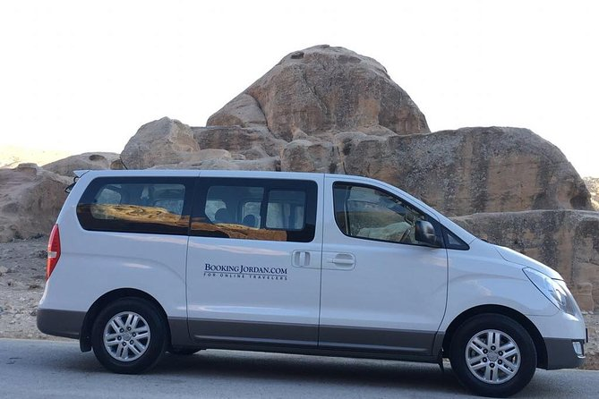 Airport Transfers Upon Arrival to the Dead Sea