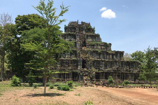Angkor Wat & Koh Ker & Beng Mealea Temples