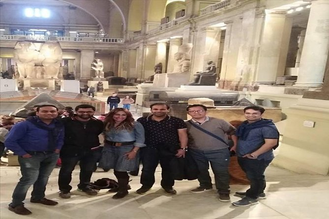 Private Tour:Egyptian Museum and Giza Pyramids and Khan Khalili photo 7