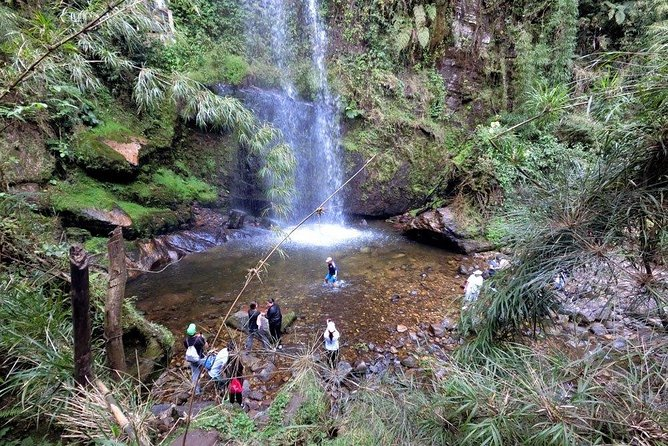 Private Tour to El Chiflon and La Chorrera Waterfall