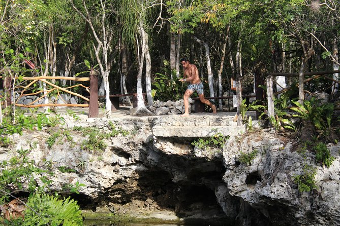 Private Cenotes tour