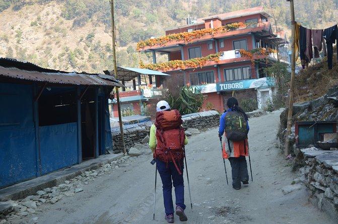 7 Nights 8 Days Nepal Trek