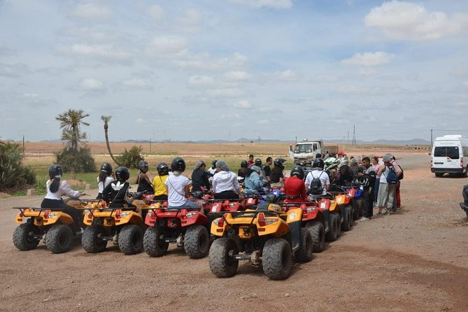 Half-Day Quad Bike Experience in Marrakech photo 2