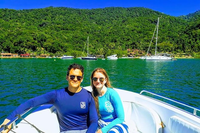 Private VIP Ilha Grande Paradise Beaches by a Speed Boat
