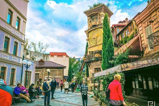 Tbilisi City Private Tour