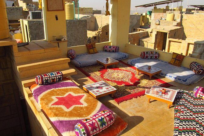 Highlights of the Jaisalmer (Guided Full Day City Sightseeing Tour)
