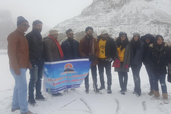 12 Days adventure Tour with 25 destination Islamabad to Skardu and Hunza