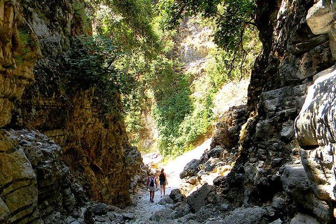 Imbros Gorge from Heraklion region