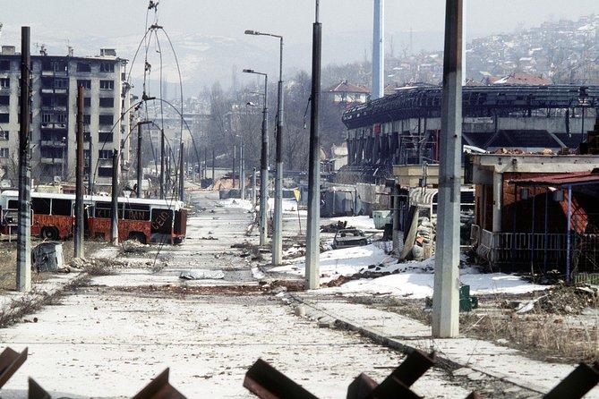 Historical War (1992-1995) Tour in Sarajevo