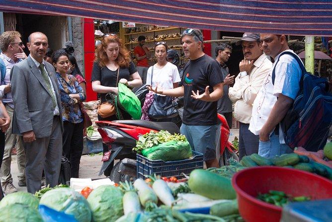 Discover the Kathmandu Food Trail