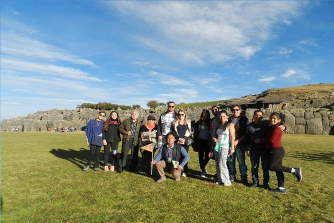 Sacsayhuaman Archaeological Park With Cusco City Tour Morning ... photo 1