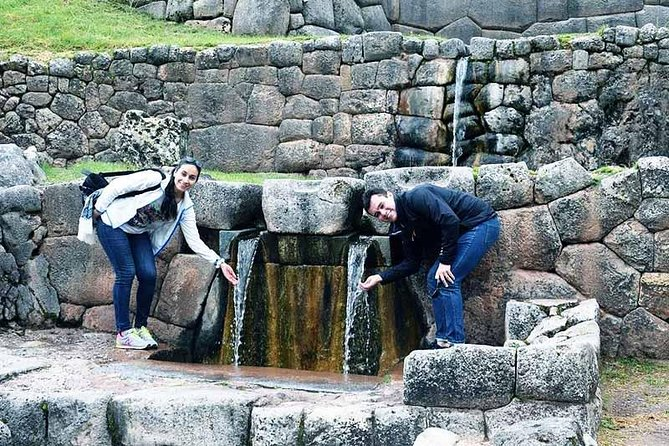 Sacsayhuaman Archaeological Park and Cusco City Tour Tomorrow