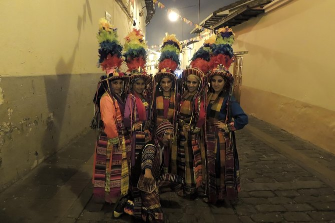 Private Quito City Tour By Night