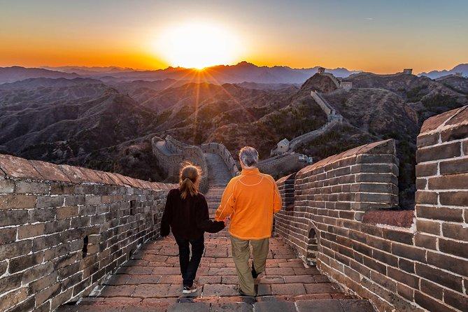 Grande Muralha em Gubeikou e Jinshanling Private Sunset Tour