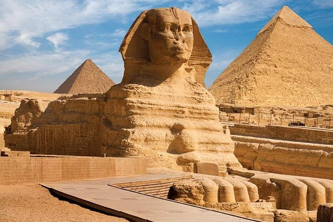 Sphinx Stopover Cairo Tour from Cairo Airport