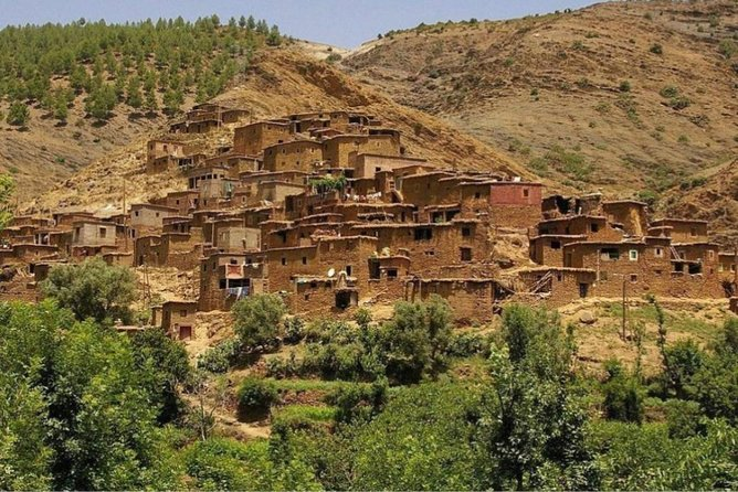 Atlas Mountains And 3 Valleys Day Trip From Marrakech