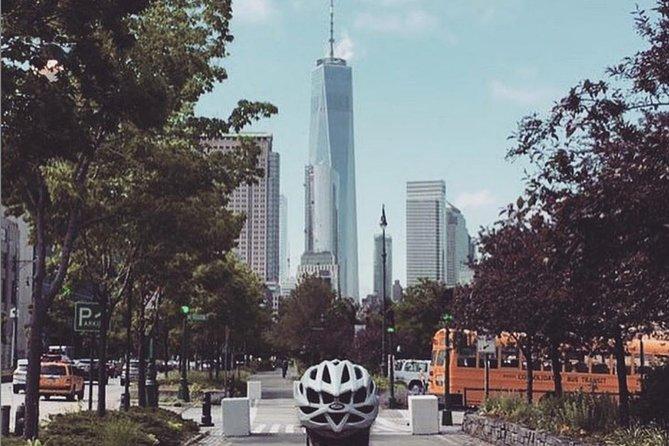 Complete Lower Manhattan Bike Tour: 14 Neighborhoods