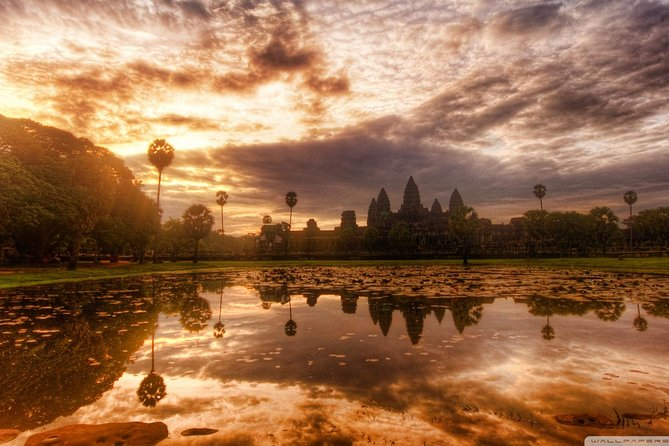 Sunrise Angkor Wat Small Group Experience