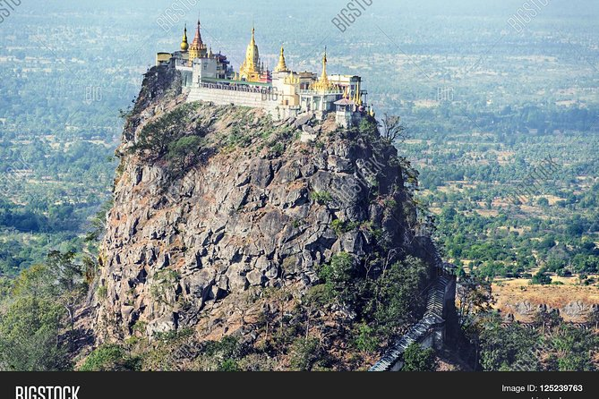 Private Day trip to Salay and Mt Popa photo 3