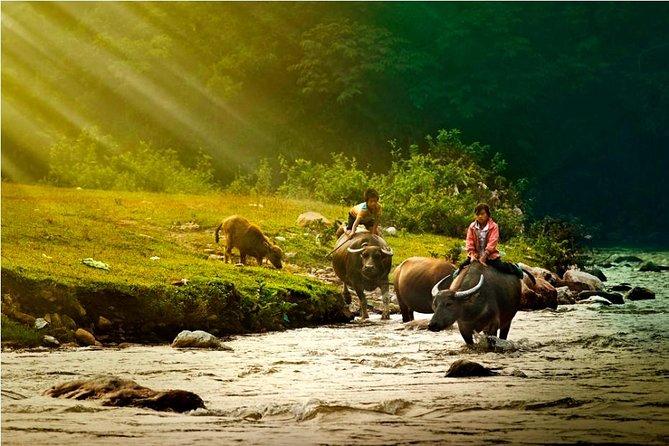 Pu Luong Nature Reserve & Mai Chau Valley 3Days -2nights