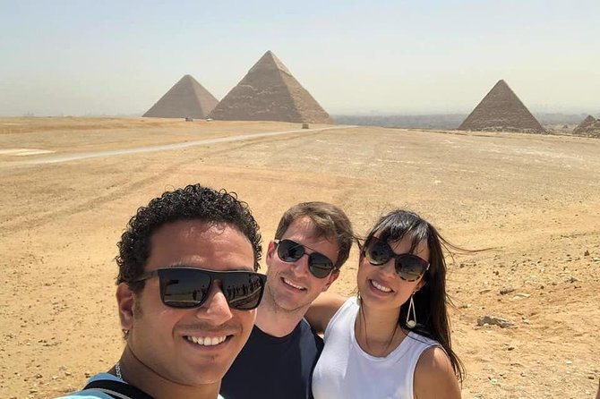 Explore Cairo and Giza