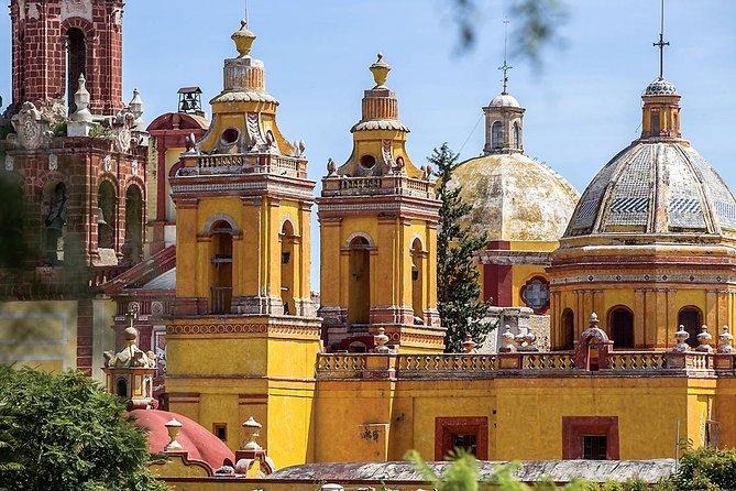 Visite privée de Queretaro et San Miguel de Allende depuis Mexico