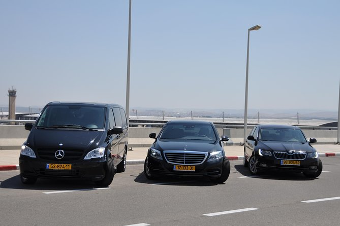 Private Transfer from Netanya to Ben Gurion Airport