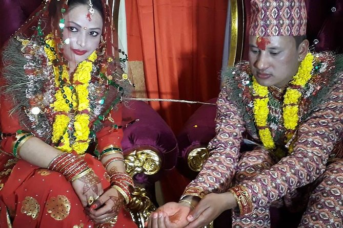 Wedding in Nepal through Bodhi Tours and treks photo 2