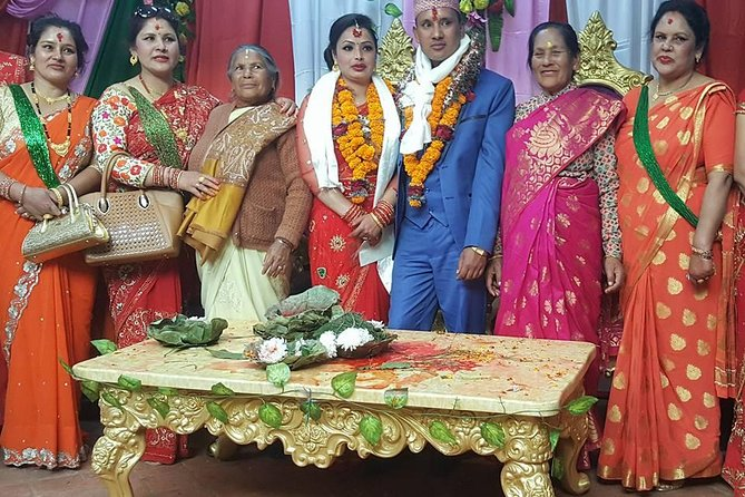 Wedding in Nepal through Bodhi Tours and treks photo 3